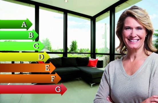 coeficiente energético en ventanas