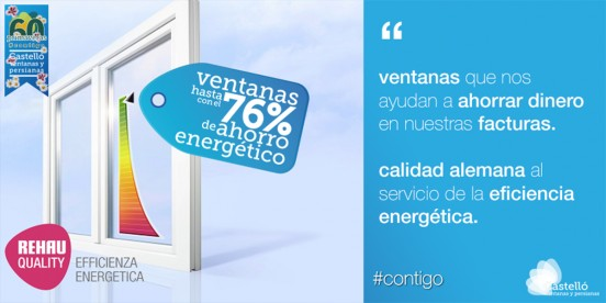 Ventanas con ahorro energético