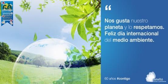 Día Internacional del Medio Ambiente (2015)