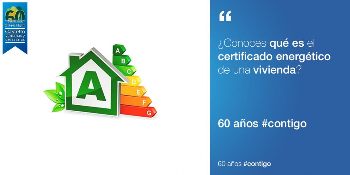 Certificado Energético en Aragón