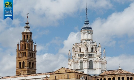 Catedral de Tarazona, Torre y cimborrio
