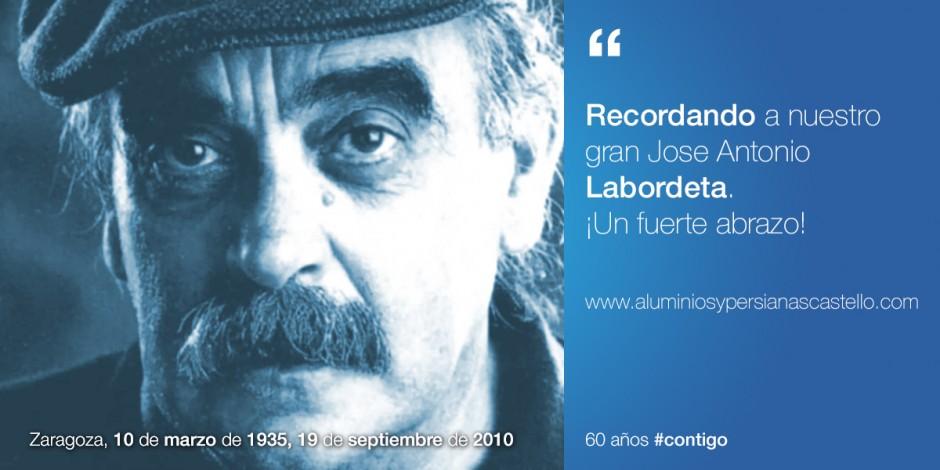 Jose Antonio Labordeta