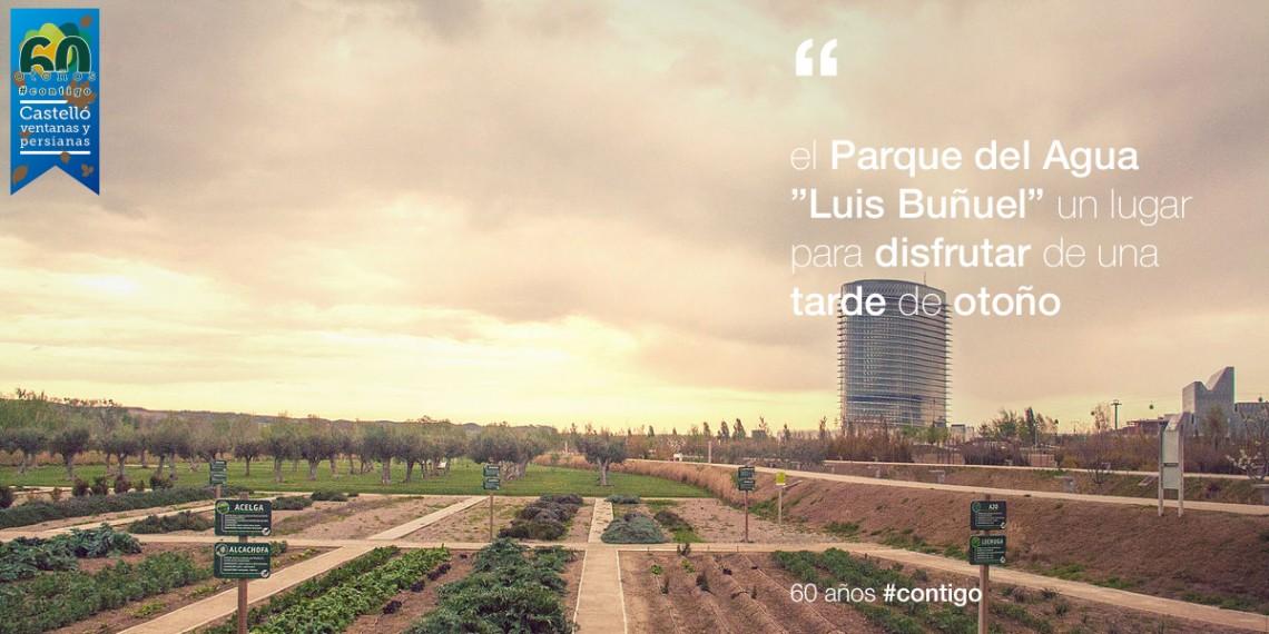 """Parque del Agua """"Luis Buñuel"""""""