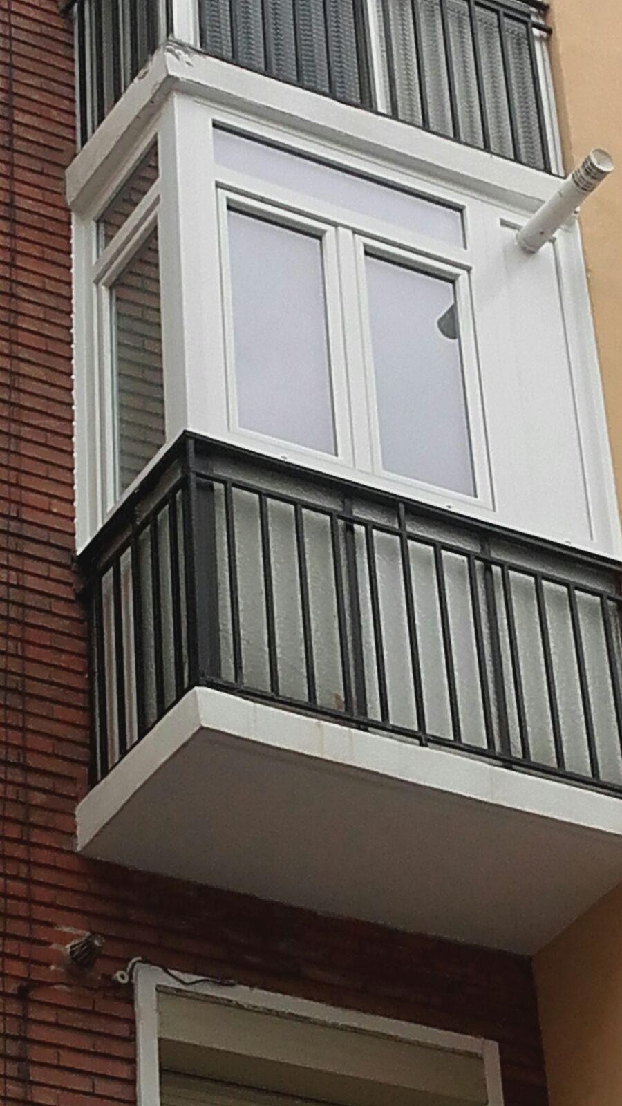 Cerramientos especiales para calderas ventanas castell for Presupuesto online ventanas aluminio