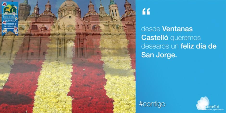 Festividad de San Jorge.