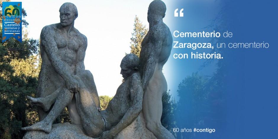 Cementerio de Zaragoza, un cementerio con historia